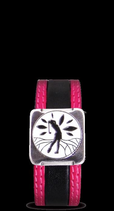 Bracelet marque balle de golf - Missteegreen bijoux