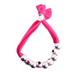 Bracelet golf boulier rose - Missteegreen