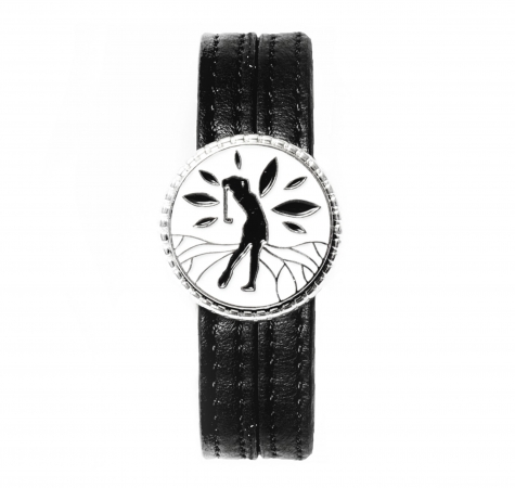 Bracelet marque balle de golf Célia – Missteegreen