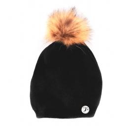 Bonnet golf noir - Missteegreen